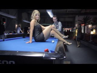 Venom Trickshots II- Episode III: Sexy Pool Trick Shots in German